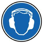 Příkaz k nošení ochrany sluchu