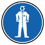 Příkaz k nošení ochranného pracovního oděvu