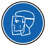 Příkaz k nasazení ochrany obličeje