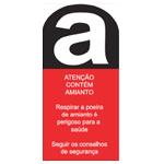 Látka obsahující azbest