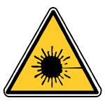 Nebezpečné laserové záření
